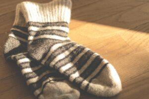 une chaussette